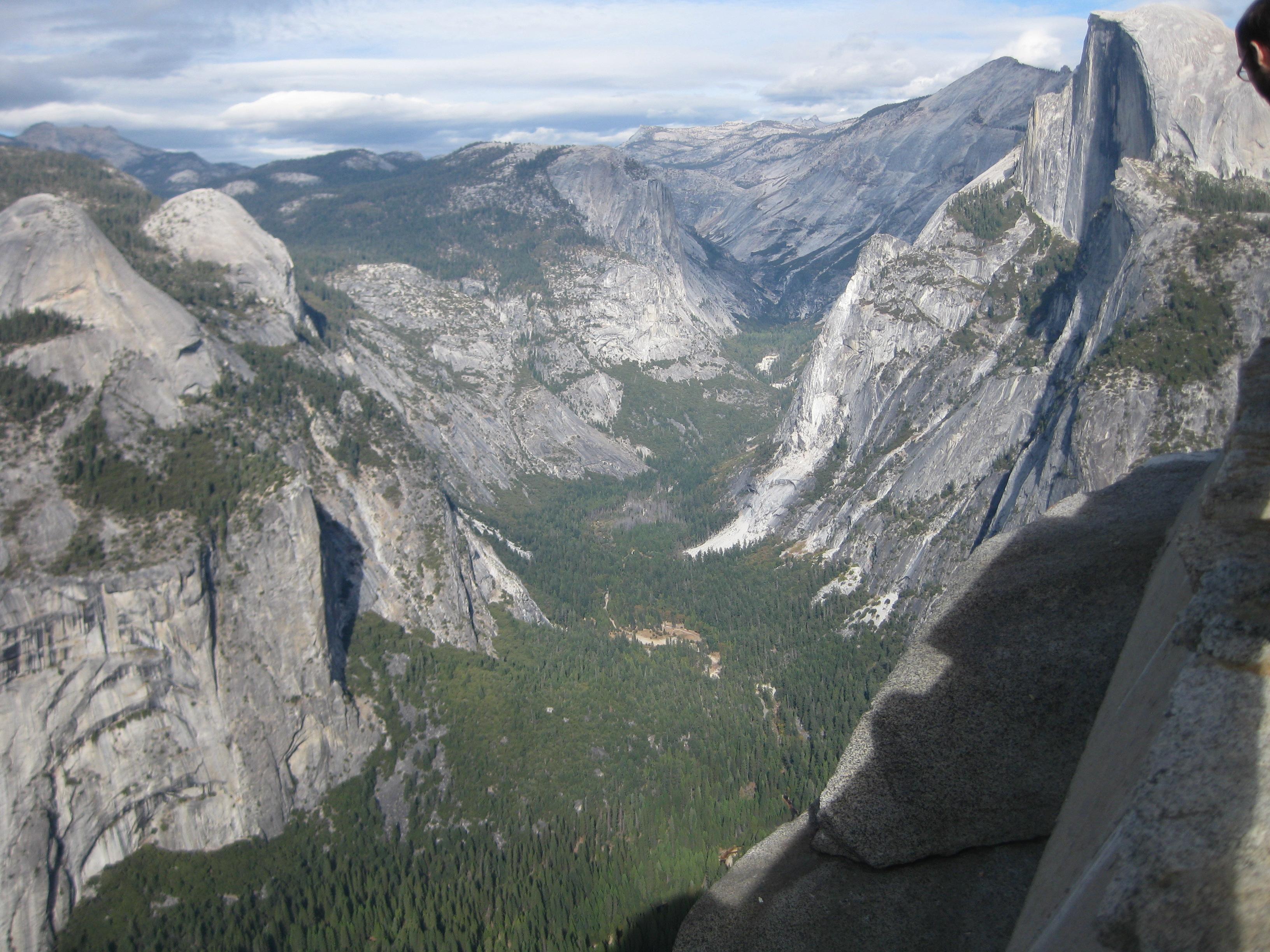 Yosemite National Park October 2012 Michigan Traveler