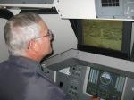 Bob landing the Space Shuttle
