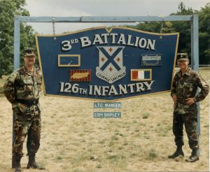 Third Battalion