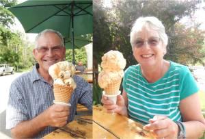 Grindstone Ice Cream