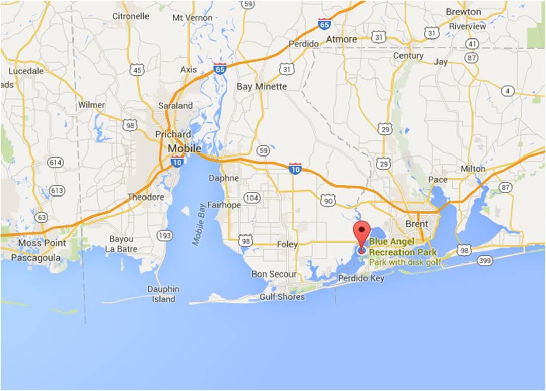 blue angel ra map. destin and pensacola fl – march   michigan traveler