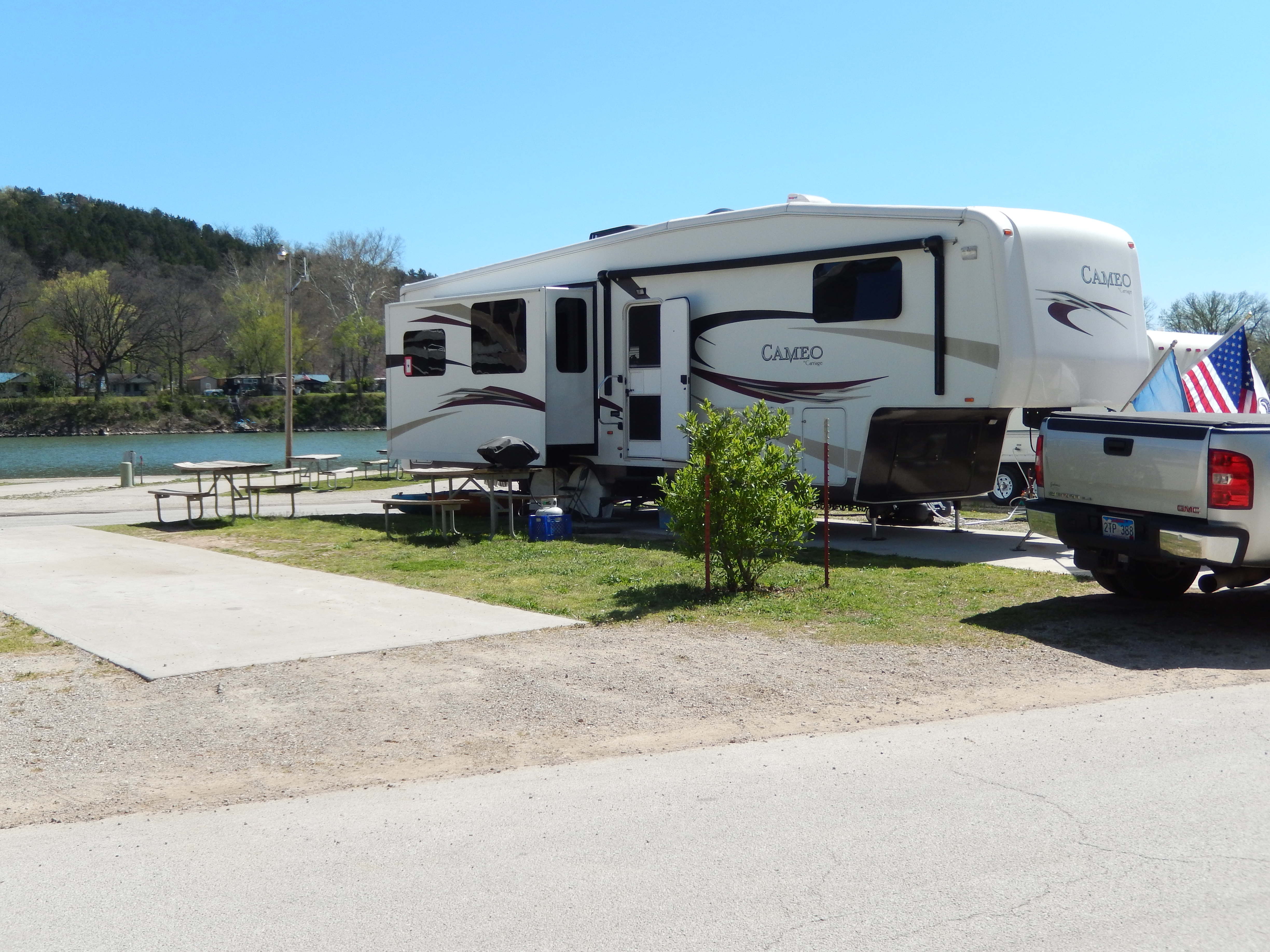 Shows Shows And More Shows  Branson MO April  Michigan - Us travel map for rv
