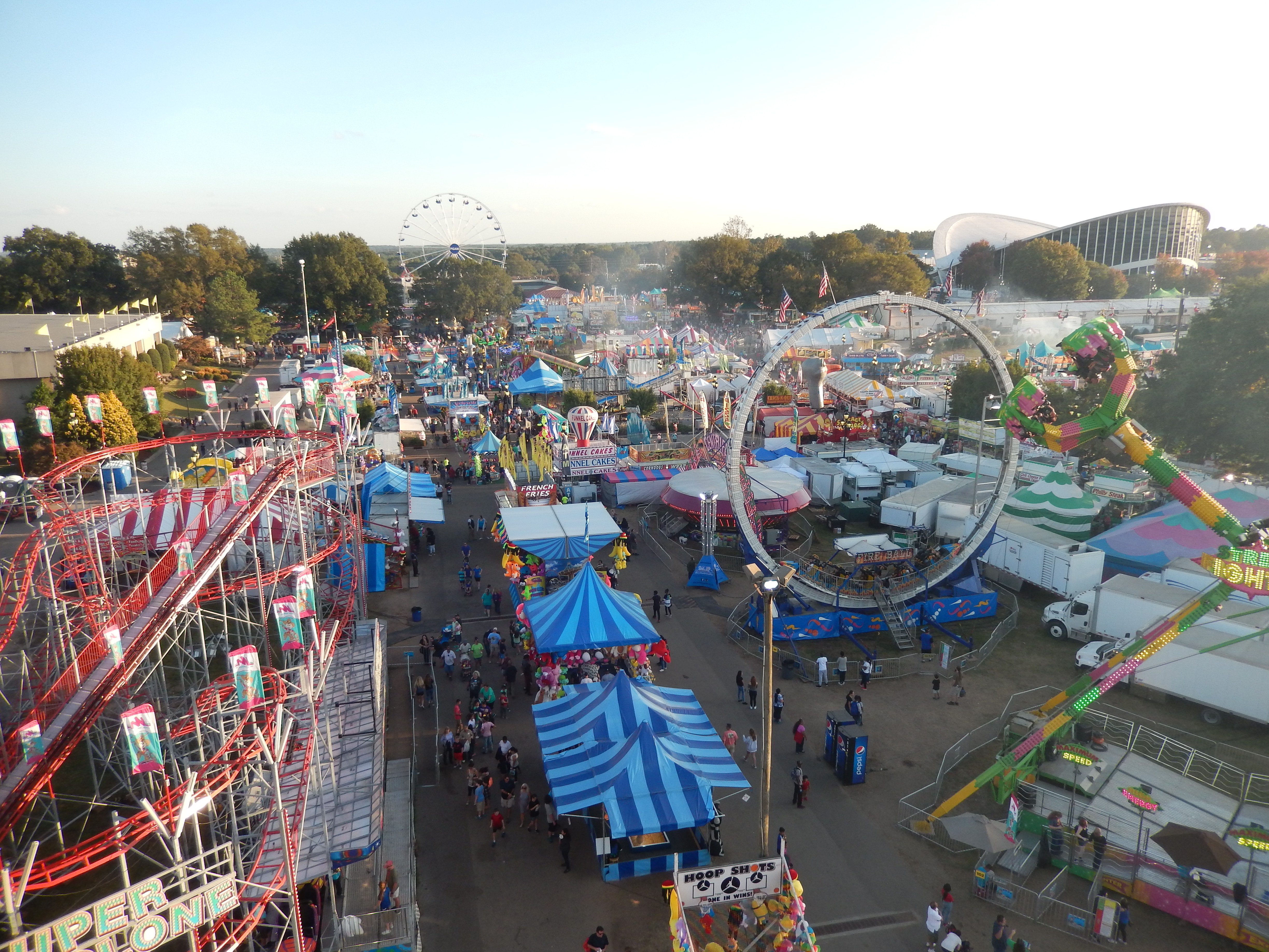 In Our Travels We Have Attended State Fairs All Over The Country And We Make  A Point Of Attending The North Carolina State Fair Whenever We Are Here In  The