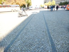 Site of the Berlin Wall